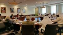 KUVEYT BÜYÜKELÇİLİĞİ - SANKON Genel Başkanı Atasoy Kuveyt'te