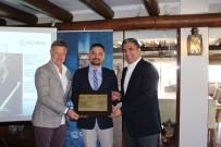 YAT LİMANI - Sezonun İlk Kruvaziyeri 3 Bin 200 Yolcuyla Antalya'ya Geldi