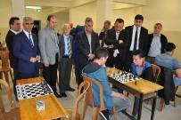 ÇAĞATAY HALIM - Simav'da Satranç Turnuvası