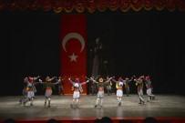 AYDOĞMUŞ - Tepebaşı'nda 'Dansların Kardeşliği'