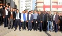 MUSTAFA TURAN - Turan Açıklaması 'Referandum Emekçiler İçin Büyük Önem Taşıyor'