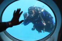 YUSUF KELLELI - Türkiye'nin İlk Sivil Denizaltısı İlk Seferine Çıktı