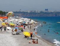 BIRLEŞIK ARAP EMIRLIKLERI - Ukraynalı turistler en çok Türkiye'yi tercih ediyor