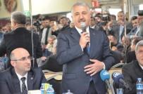 KAMYONCULAR - Ulaştırma, Denizcilik Ve Haberleşme Bakanı Ahmet Arslan Açıklaması