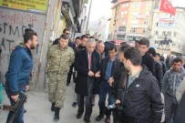 ORHAN TOPRAK - Vali Toprak'tan Esnaf Ziyareti