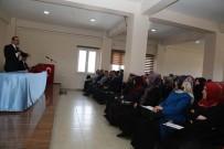 IRKÇILIK - Vali Yavuz Kur'an Öğreticileriyle Buluştu