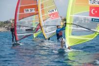 ARİF ERDEM - Yelkende Şampiyonlar Belli Oldu