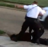 OHIO - Yine ABD, Yine Siyahi Şüpheliye Polis Şiddeti