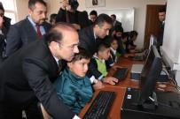 KEMAL YURTNAÇ - Yozgat'ta Öğrenciler İçin Bilişim Sınıfı Oluşturuldu