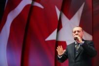 EMINE ERDOĞAN - '16 Nisan'da 15 Temmuz'un Bedeli Ödetilecektir'