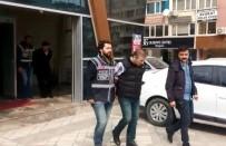 NÜFUS CÜZDANI - Adliyeleri Mesken Tutan Hırsızlar Suçüstü Yakalandı