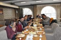 SELAHATTIN BEYRIBEY - AK Parti Basınla Bir Araya Geldi