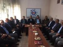 MEMUR SEN - AK Parti'den Memur-Sen'e Ziyaret