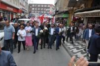 MUSTAFA SAVAŞ - AK Parti'den Söke'de 'Türkiye İçin Evet' Yürüyüşü
