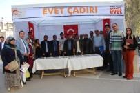 AK Parti İl Başkanı Atıç Açıklaması '16 Nisan'da Güçlü Bir Türkiye'yi, Güçlü Bir 'Evet' İle Karşılayacağız'