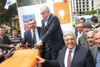 VEDAT DEMİRÖZ - AK Partili Demiröz Akhisar'da Destek İstedi
