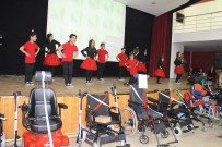 AKÜLÜ ARABA - Akdağmadeni'nde 'Hayatı Sev, Engellileri Tanı' Programı Düzenlendi