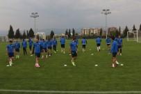 OKAN BURUK - Akhisar Belediyespor, Bursaspor Maçı Hazırlıklarına Başladı