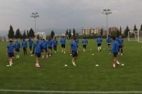 OKAN BURUK - Akhisar Belediyespor'da Bursaspor Mesaisi Başladı