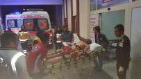 AKDENIZ ÜNIVERSITESI - Antalya'da Bungalov Yangını Açıklaması 1 Yaralı
