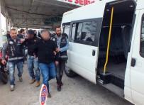 KAMU GÖREVLİSİ - Aranan 8 FETÖ'cü Rodos'a Kaçmaya Çalışırken Yakalandı