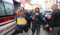 ÇILINGIR - Arkadaşların Kavgasına Aileler Karıştı Açıklaması 2 Yaralı