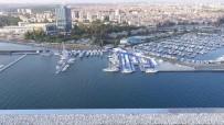 BİSİKLET YOLU - Ataköy Marina Mega Yat Limanı 2 Mayıs'ta Hizmete Giriyor