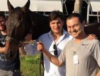 SERDAR ORTAÇ - Atı, Serdar Ortaç'a 18 bin lira kazandırdı