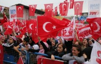BAŞMÜZAKERECI - Bakan Çelik Açıklaması 'Denize Dökmekten Bahsedenler Sandıkta Silinip Gidecek'