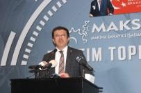 AHMET ALTIPARMAK - Bakan Zeybekci, Sanayici İş Adamlarıyla Bir Araya Geldi