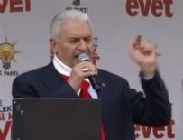 PENSILVANYA - Başbakan Yıldırım, Kılıçdaroğlu'na yüklendi