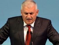 ETNİK MİLLİYETÇİLİK - Başbakan Yıldırım İzmir'de konuştu