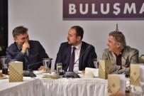 BOSPHORUS - Başkan Demircan, Radyocularla 16 Nisan Referandumunu Konuştu