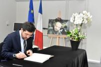 MURAT HAZINEDAR - Başkan Hazinedar'dan Fransa Başkonsolosluğu'na Taziye Ziyareti