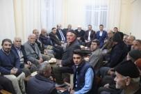 MİLLETVEKİLİ SAYISI - Başkan Sarıcaoğlu 'Evet' İçin Mahalle Turunda