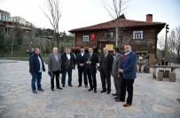 Başkan Tiryaki, Dörtdivanlı Hemşehrilerine Referandumu Anlattı