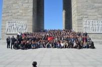SEYİT ONBAŞI - Beylikova Belediyesi 380 Kişinin Katılımı İle Çanakkale Gezisi Düzenledi