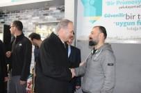 FARUK ÖZLÜ - Bilim Sanayi Ve Teknoloji Bakanı Özlü Düzce'de Esnafı Gezdi