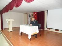 TOPLUM DESTEKLI POLISLIK - Bozüyük'te Öğrencilere Polislik Mesleği Tanıtıldı