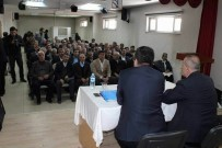 SINIR KAPISI - Çaldıran'da Muhtarlar Toplantısı