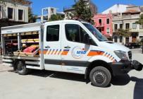 Çanakkale AFAD'a Yeni Kurtarma Aracı