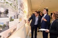 YAYA TRAFİĞİ - Çekirge Meydanı İçin 7 Proje Üst Turda