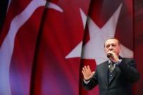 EMINE ERDOĞAN - Cumhurbaşkanı Erdoğan Açıklaması 'Sen Danışıklı Dövüş İle Kaçıp Gittin'