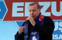KIŞ OLİMPİYATLARI - Cumhurbaşkanı Erdoğan, Kılıçdaroğlu'nu Erzurum'da 'Dadaş' Fıkrasıyla Eleştirdi