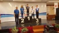 ÖZLEM YILMAZ - Dart Şampiyonasında Üçüncü Oldu