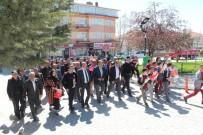 EMNİYET AMİRLİĞİ - Domaniç'te 'Polis Halk Yürüyüşü'