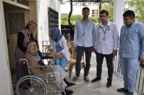 Dörtyol TSM 'Evde Sağlık Hizmeti' Ekibi Kurdu