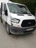 AĞIR YARALI - Düzce'de Trafik Kazası 1 Ölü