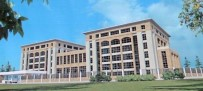 TRAKYA - Edirne Emniyet Müdürlüğü'nün Hizmet Binasında Sona Geliniyor