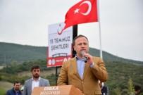 Erbaa'da 15 Temmuz Şehitleri Anısına Hatıra Ormanı Oluşturuldu